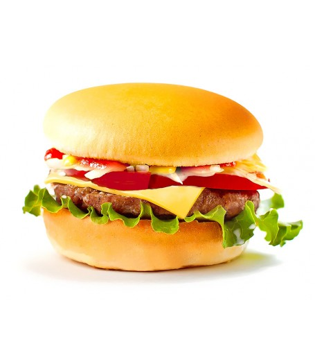 Бургер с сыром (говядина)