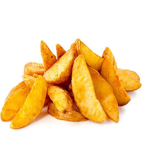 Картошка «по-деревенски»