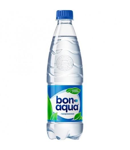 BONAQUA 0.5л сильногазированная