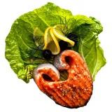 Стейк из красной рыбы, , 22,49 руб., Стейк из красной рыбы, , Гриль-меню