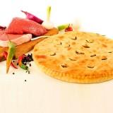 Пирог с мясом и зеленью, , 14,69 руб., Пирог с мясом и зеленью, , Пироги