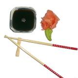 КОМПЛЕКС (соевый соус, васаби, имбирь, палочки для суши), , 3,19 руб., КОМПЛЕКС (соевый соус, васаби, имбирь, палочки для суши), , Японский гарнир