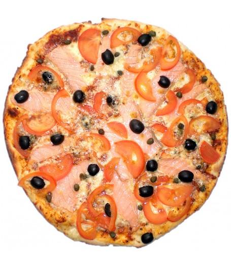 Пицца «С СЁМГОЙ»