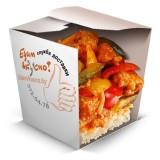 Пад Приван Гай, , 10,69 руб., Курица с овощами в тайском кисло-сладком соусе, , Соусные блюда