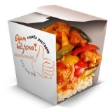 Пад Приван Кунг, , 15,99 руб., Креветки с овощами в тайском кисло-сладком соусе, , Соусные блюда