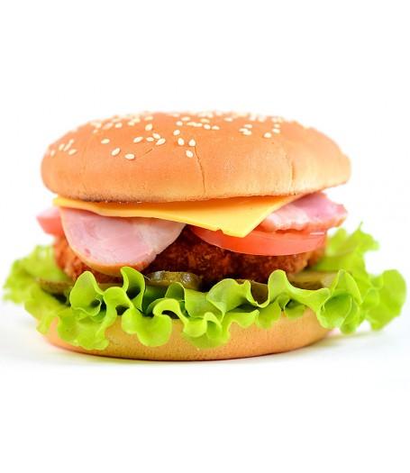 Бургер с сыром (курица)